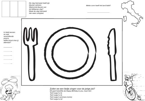 Placemat_kinderpizzaparty